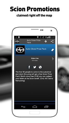玩免費生活APP 下載Scion Live app不用錢 硬是要APP