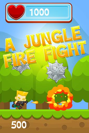 叢林戰:利亞納跳轉