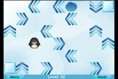 Puzzling Penguins - screenshot