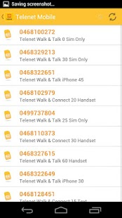 TelenetMobile - screenshot thumbnail