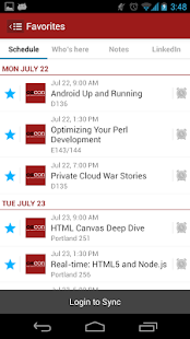 OSCON - screenshot thumbnail