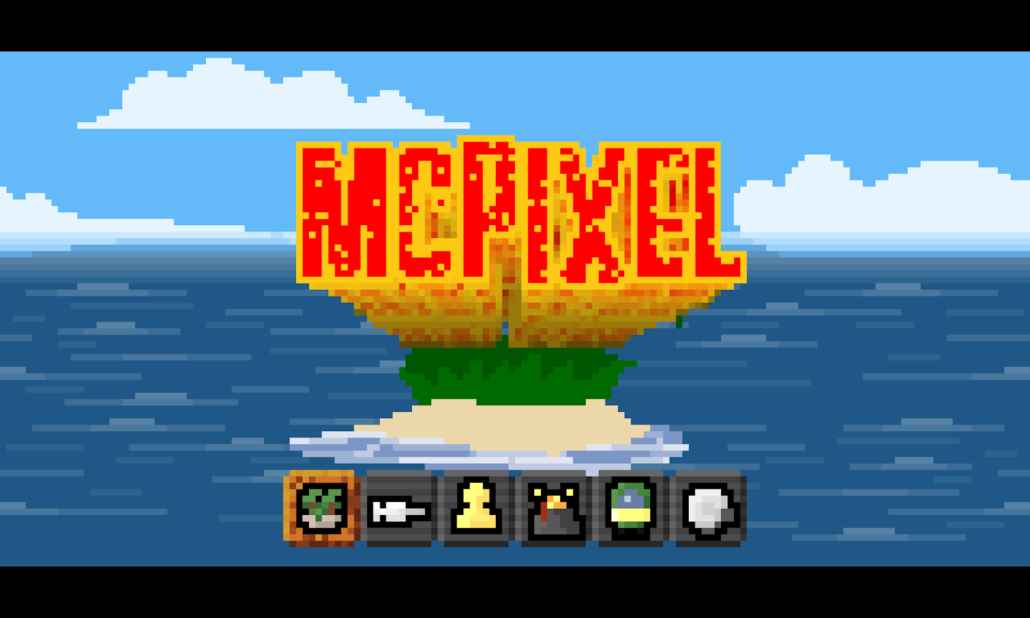McPixel Lite- screenshot
