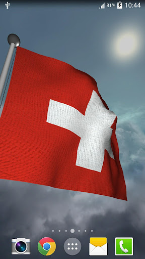 Swiss Flag + LWP