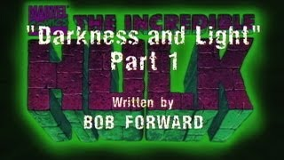 DARKNESS AND LIGHT (PART 1)