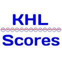 KHL Scores icon