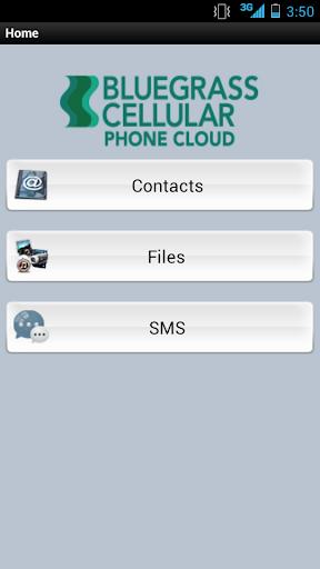Bluegrass Phone Cloud