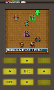 Gurk III, the 8-bit RPG - screenshot thumbnail