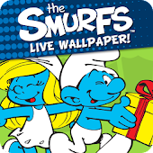 The Smurfs' New Live Wallpaper