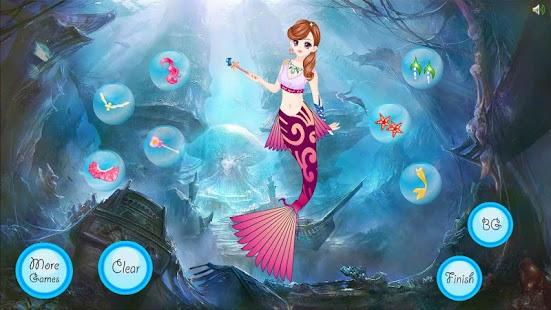 Mermaids Dress Up