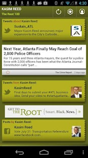 Kasim Reed: The Root 100 - screenshot thumbnail