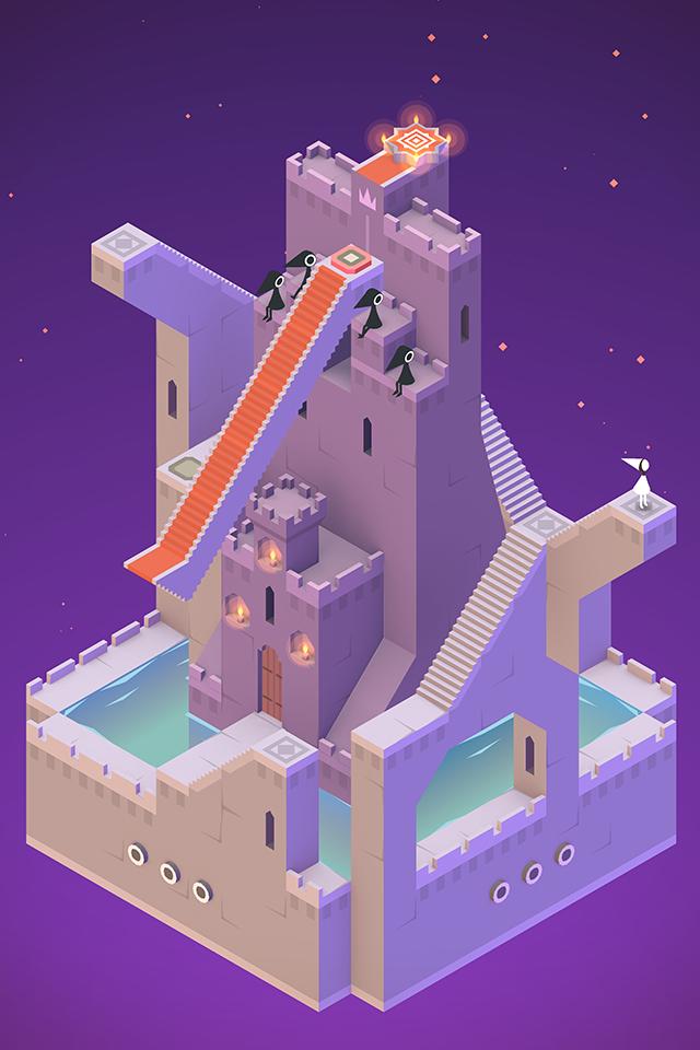 Monument Valley screenshot #2