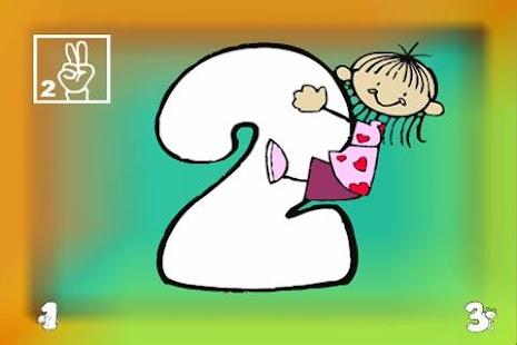 Aprender os Números- screenshot thumbnail