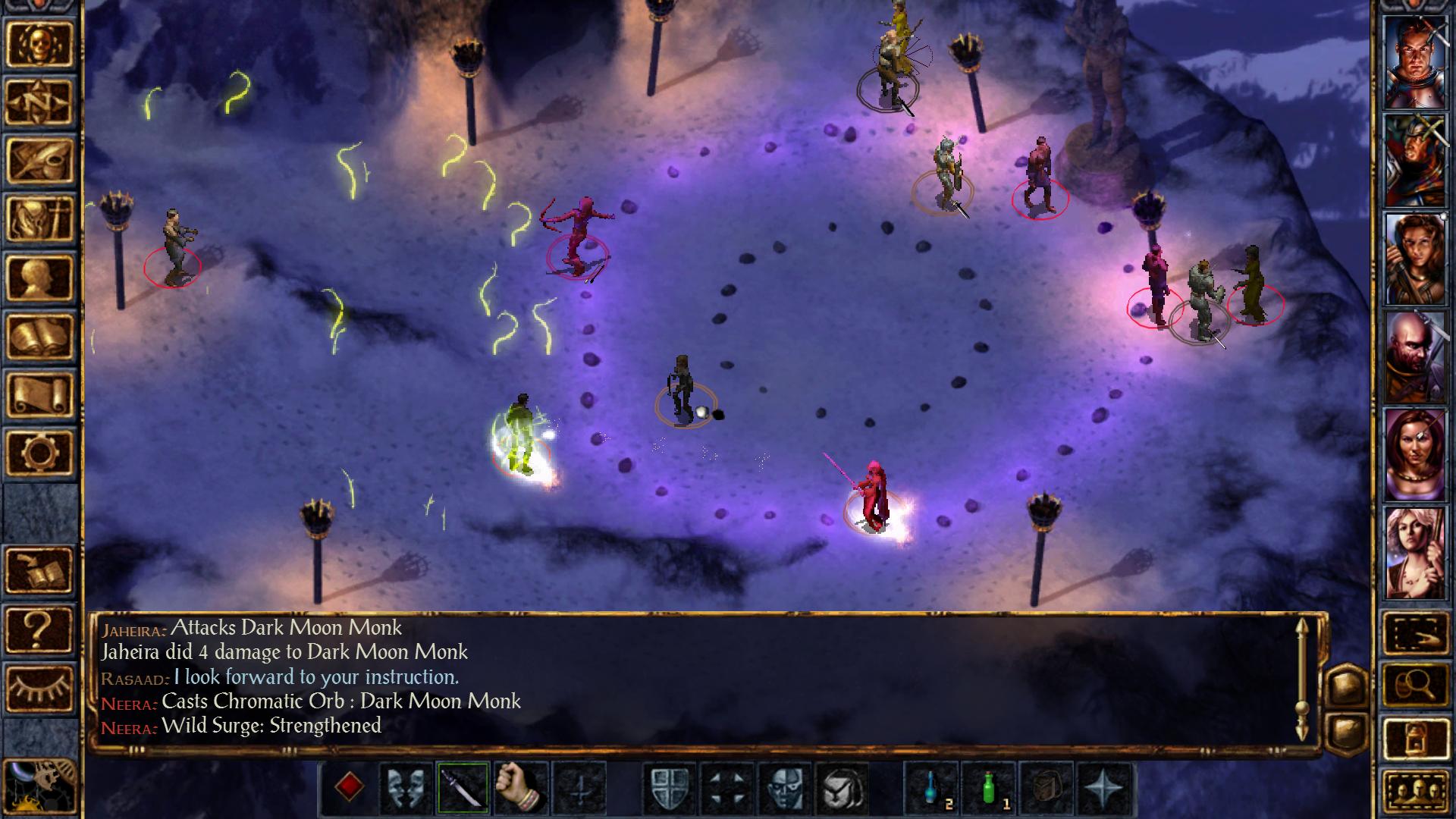 Baldur's Gate Enhanced Edition screenshot #8
