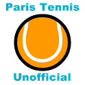 Paris Tennis Unofficial logo