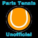 Paris Tennis Unofficial logo