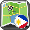 Philippines Offline Navigation icon