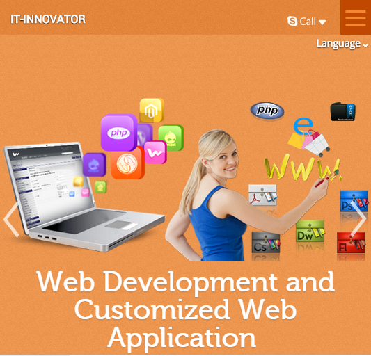 IT-Innovator Web Apps Services- screenshot