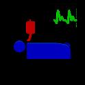 Infusion rate calculator icon