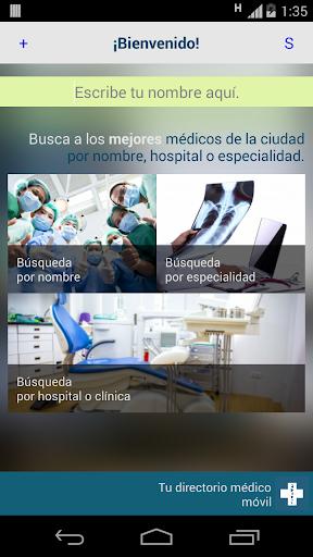 Médicos - app
