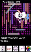 Screenshot of Word Search Pro