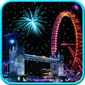 firework london Live Wallpaper logo