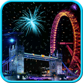 firework london Live Wallpaper