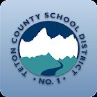 Teton County School District 1 icon