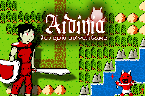 Aidinia, An Epic Adv.! - Lite - screenshot thumbnail