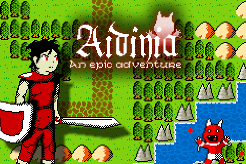 Aidinia, An Epic Adv.! - Lite - screenshot