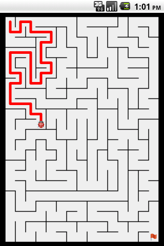 Maze Break-Out Free - screenshot