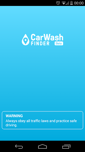 Car Wash Finder