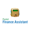 Finance Assistant Key icon