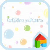bubbles pattern dodol theme