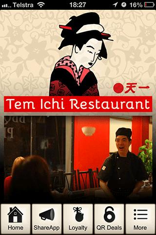 Tem Ichi Japanese Restaurant