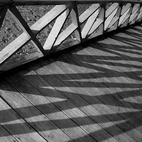 Abstract by Edwin Yepese - Black & White Abstract ( abstract, black & white, novices only )