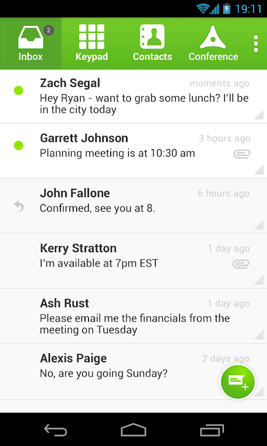 SendHub - Business Messaging- screenshot