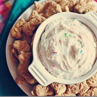 Funfetti Cake Dip.