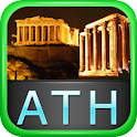 Athens Offline Travel Guide icon