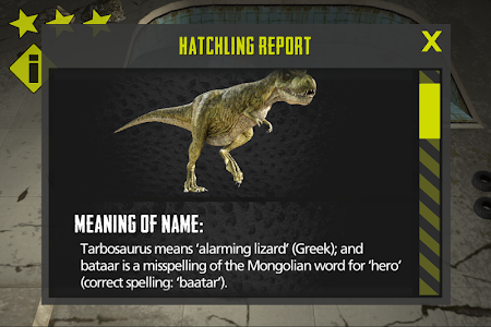 Tyrannosaurs 4.3 screenshot 641529