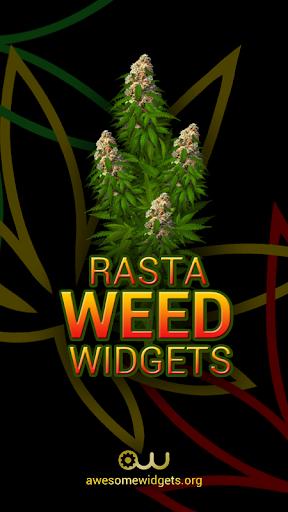 Rasta Weed Widgets HD