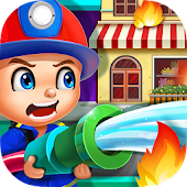 Baby Fireman! Kids Hero Rescue