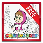 Bear Coloring Book for Kids