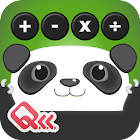 Panda Baby Calculator icon