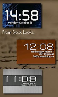 One More Clock Widget Free - screenshot thumbnail