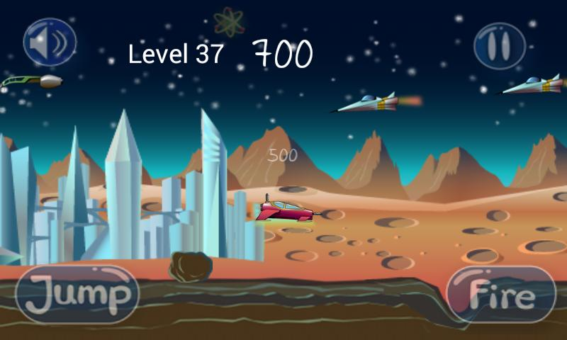 Planet Patrol Free - screenshot