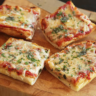 The Best French Bread Pizza.