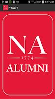 Screenshot of Newark Academy Alumni Mobile