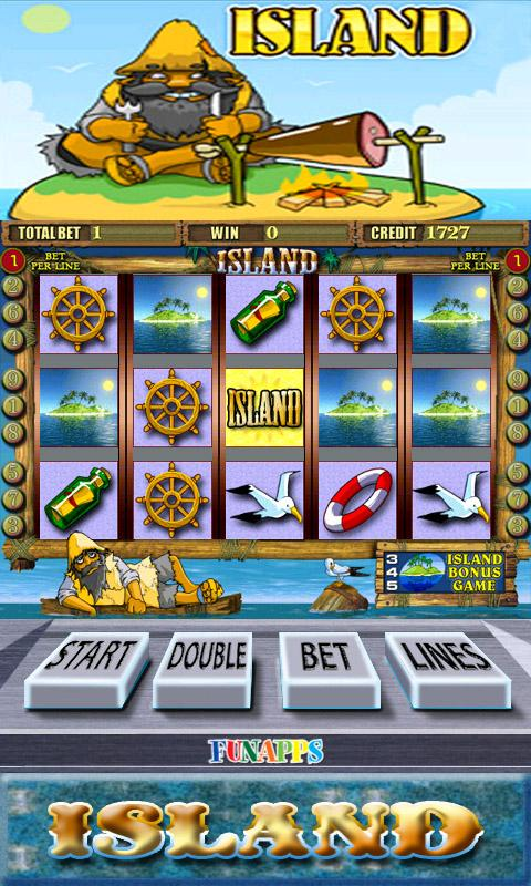Island Slots- screenshot