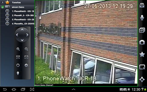 PhoneWatch CCTV+ - screenshot thumbnail