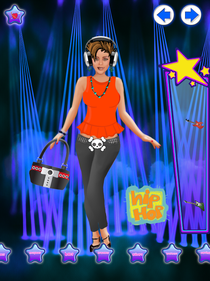 Celebrity Spa Game - Play online at Y8.com